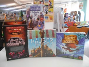 Games, Toys & more Spielegeschäft Räuber der Nordsee