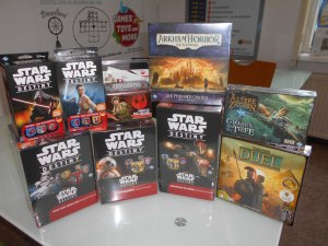 Games, Toys & more Spielegeschäft Star Wars Destiny