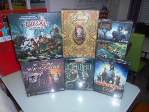 Games, Toys & more Spielegeschäft Villen des Wahnsinns