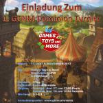 Games, Toys & more Spielegeschäft Linz Domninion Turnier