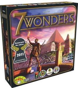 Games, Toys & more Familienspiele Linz 7 Wonders