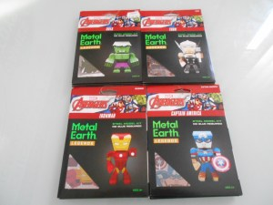 Games, Toys & more Metal Earth Avengers Linz