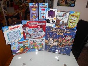Games, Toys & more Brettspiel Adventkalender Linz
