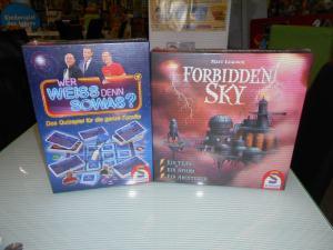 Games, Toys & more Forbidden Sky Brettspiel Linz