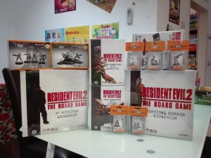 Games, Toys & more Resident Evil Board Games Linz