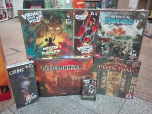 Games, Toys & more Vikings gone Wild deutsch BRettspiel Linz