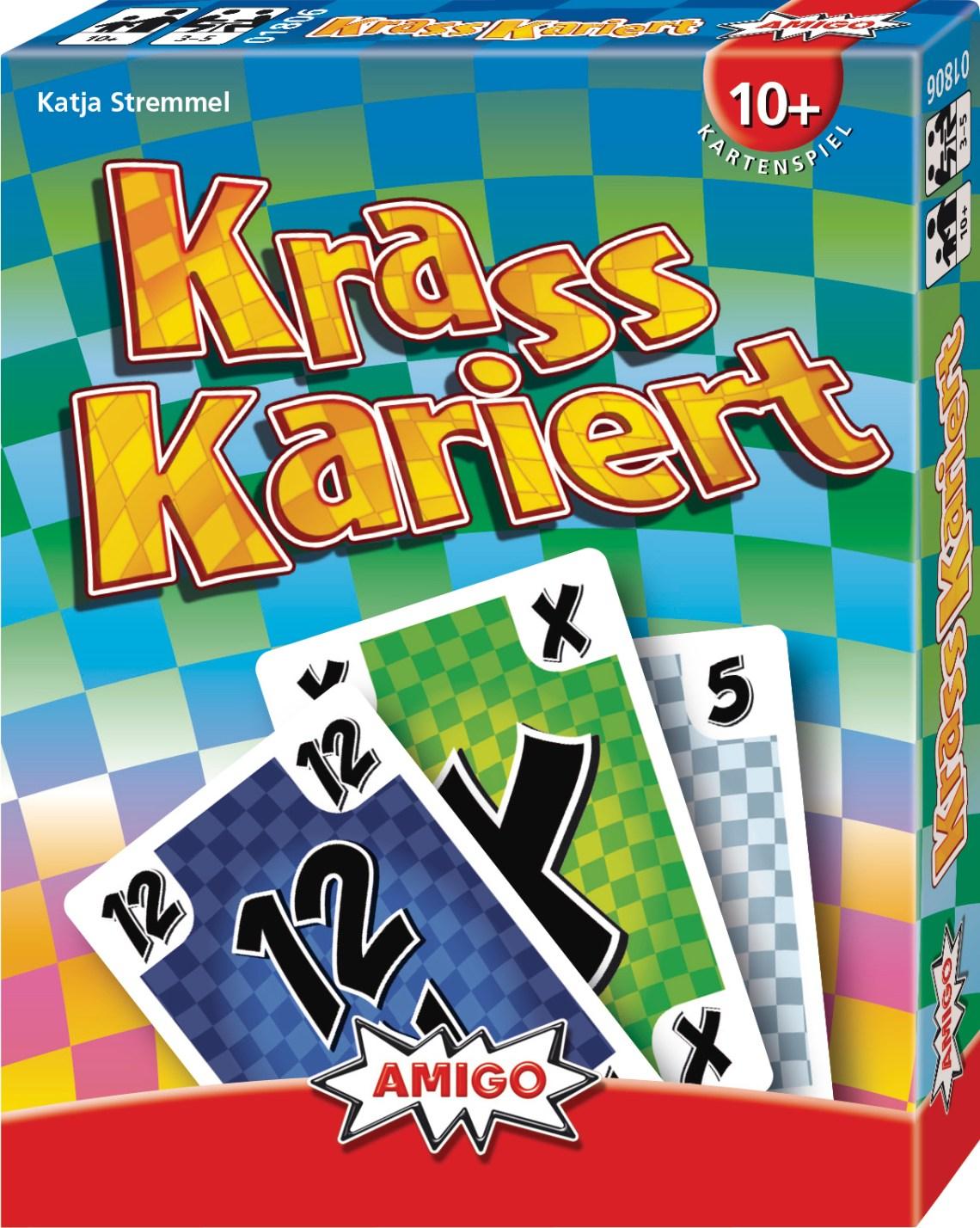 Games, Toys & more Krass kariert Amigo Spielezeit Linz