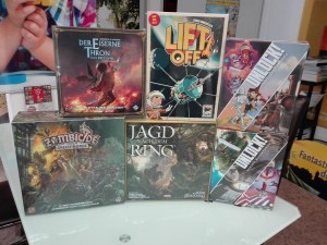 Games, Toys & more Jagd nach dem Ring Brettspiele Linz