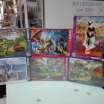 Games, Toys & more Geisha Puzzle Eurographics Linz
