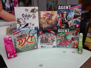 Games, Toys & more The Legend of the Cherry Tree Iello Spiele Linz