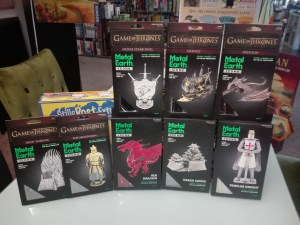 Games, Toys & more Game of Thrones Metal Earth Metallbausätze Linz