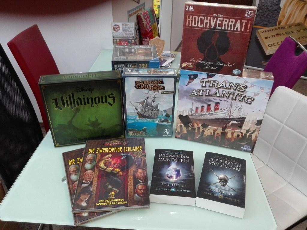 Games, Toys & more Einsamer Wolf Spielbücher Linz