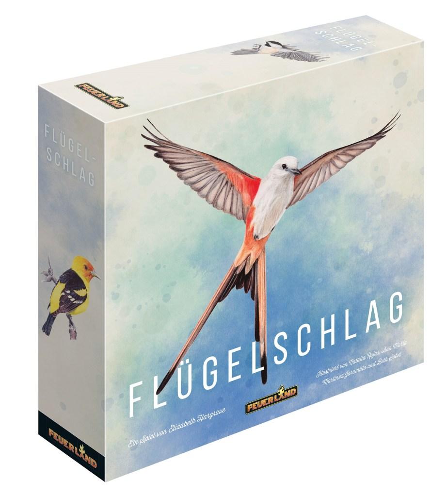 Games, Toys & more Flügelschlag Kennerspiel des Jahres Linz