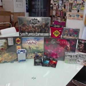 Games, Toys & more Bucket of Doom English Board Games Linz