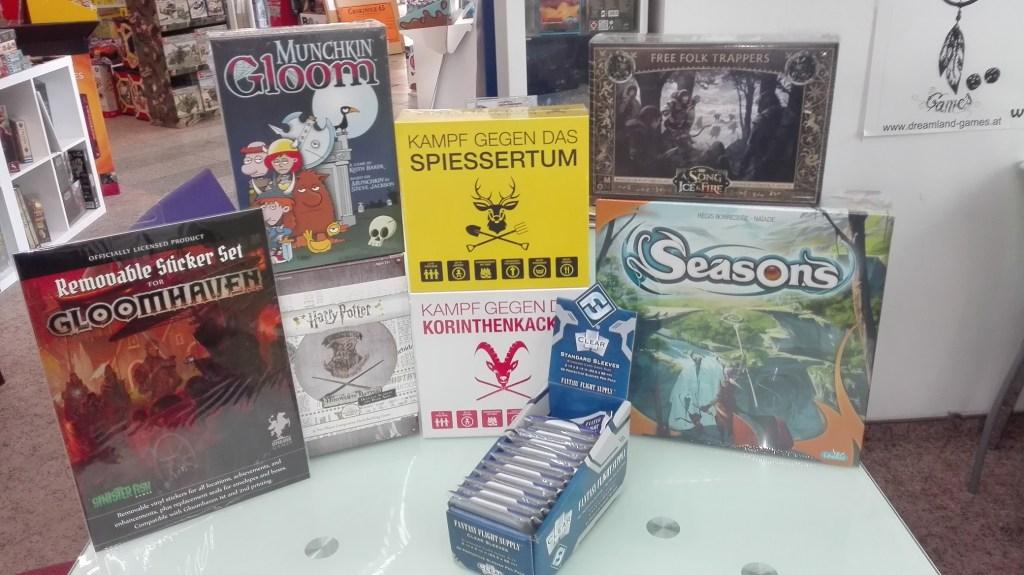 Games, Toys & more Kampf gegen die Korinthenkacker Partyspiel Linz
