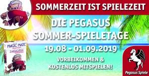 Games, Toys & more Magic Maze Pegasus Spiele Sommertour Linz