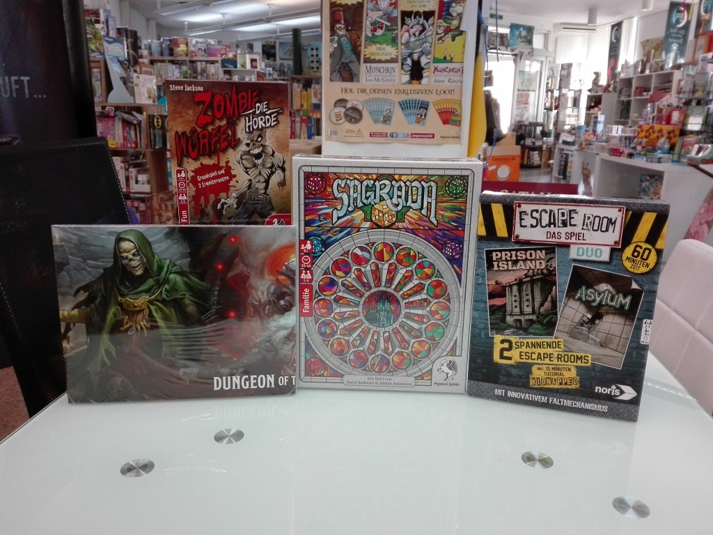 Games, Toys & more Zombie Würfel Spiele Linz