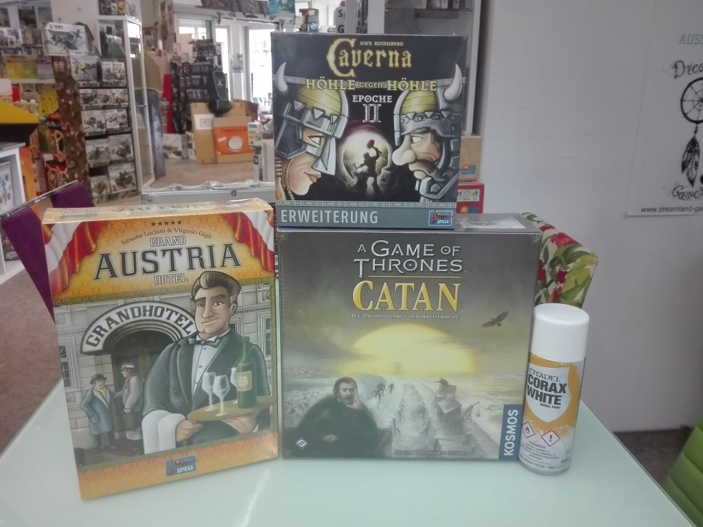 Games, Toys & more Catan Game of thrones Spieleklassiker Linz