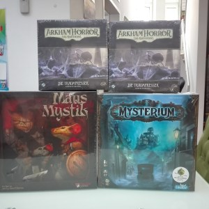 Games, Toys & more Arkham Horror LCG Traumfresser Linz