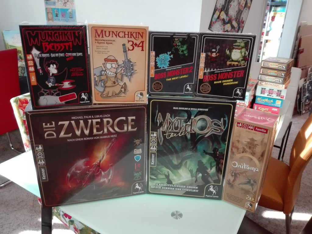 Games, Toys & more Munchkin Pegasus Spiele Linz