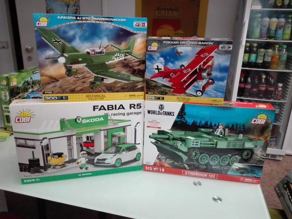 Games, Toys & more Klemmbausteine Cobi Linz