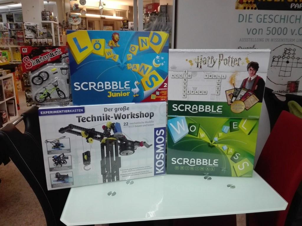Games, Toys & more Harry Potter Scrabble Familienspiele Linz