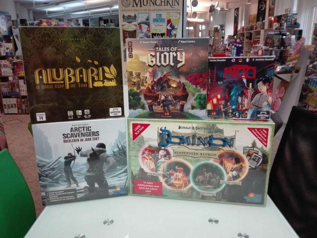 Games, Toys & more Alubari StrategieSpiele Linz