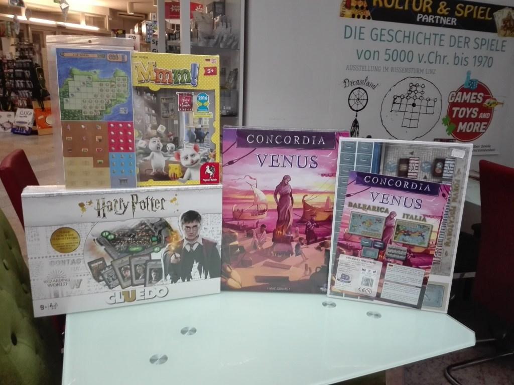 Games, Toys & more Mmm! Kinderspiele Pegasus Spiele Linz
