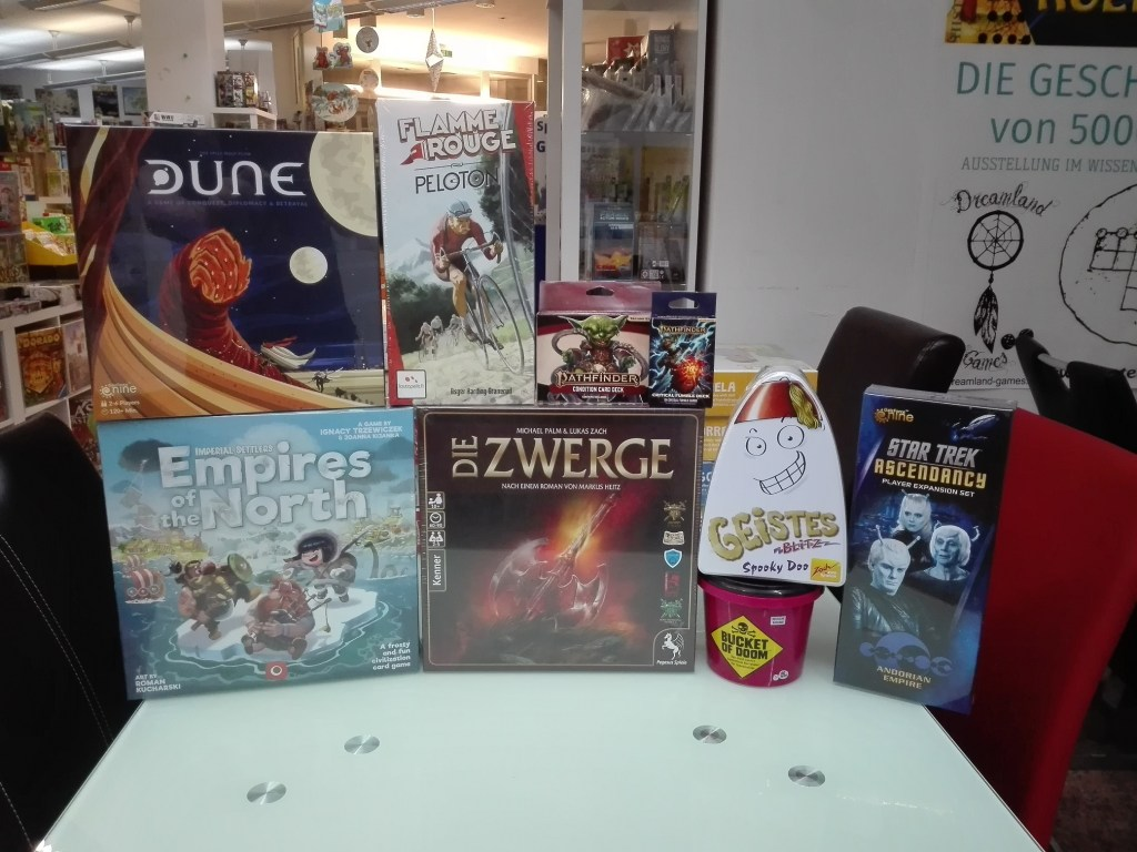 Games, Toys & more Dune English Board Games Linz