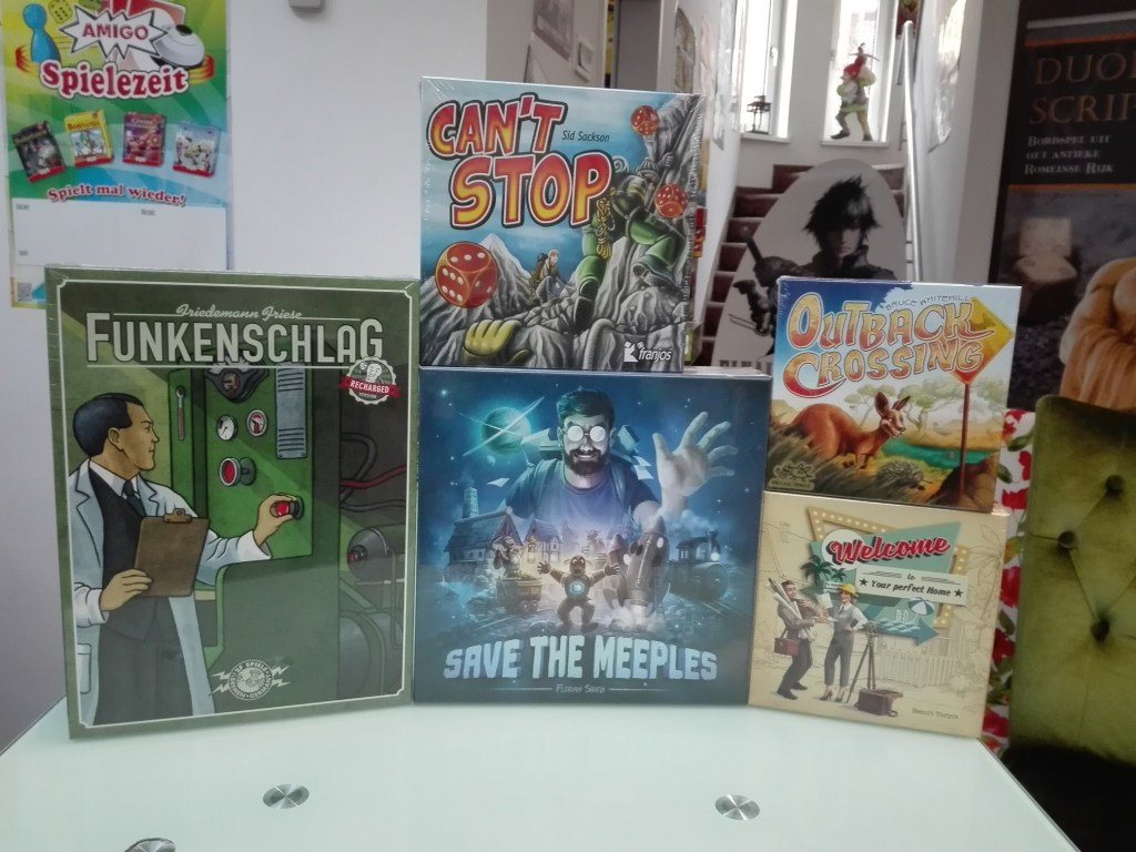 Games, Toys & more Outback Crossing Brettspiele Linz
