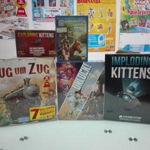 Games, Toys & more Imploding Kittens Kartenspiel Linz