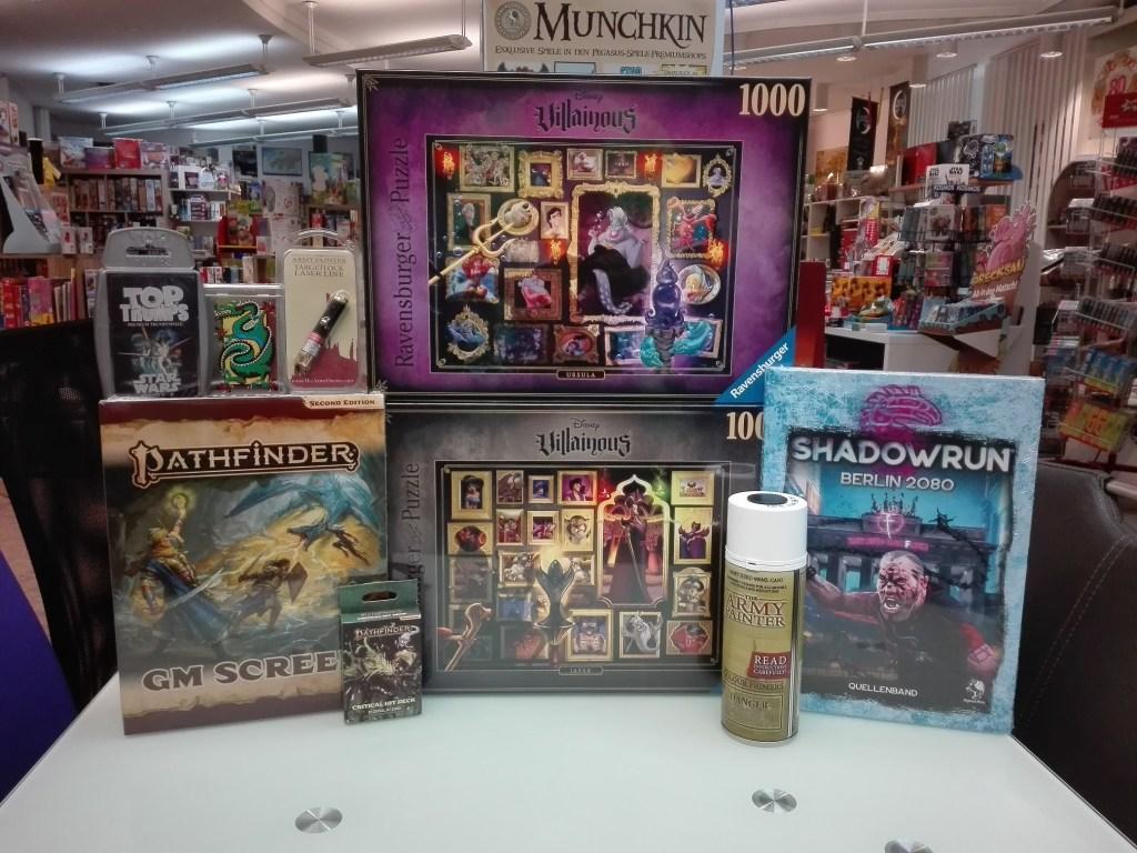 Games, Toys & more Disney Villainous Puzzle Linz