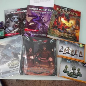 Games, Toys & more Wrath & Glory Warhammer Rollenspiel Linz