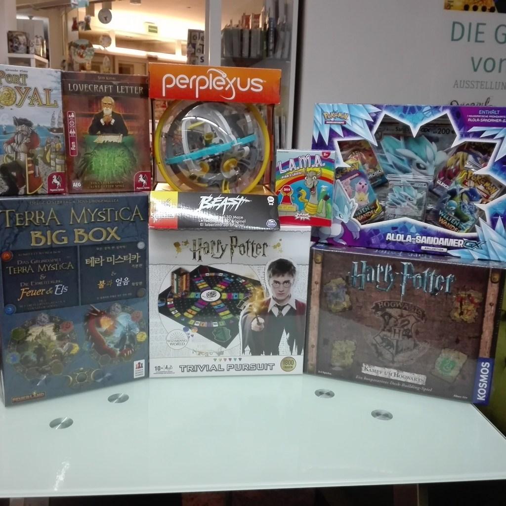 Games, Toys & more Harry Potter Trivial Pursuit Linz