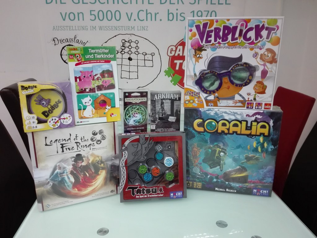 Games, Toys & more Verblickt Partyspiele Linz