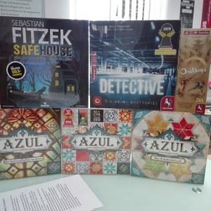 Games, Toys & more Azul Spiel des Jahres 2018 Linz