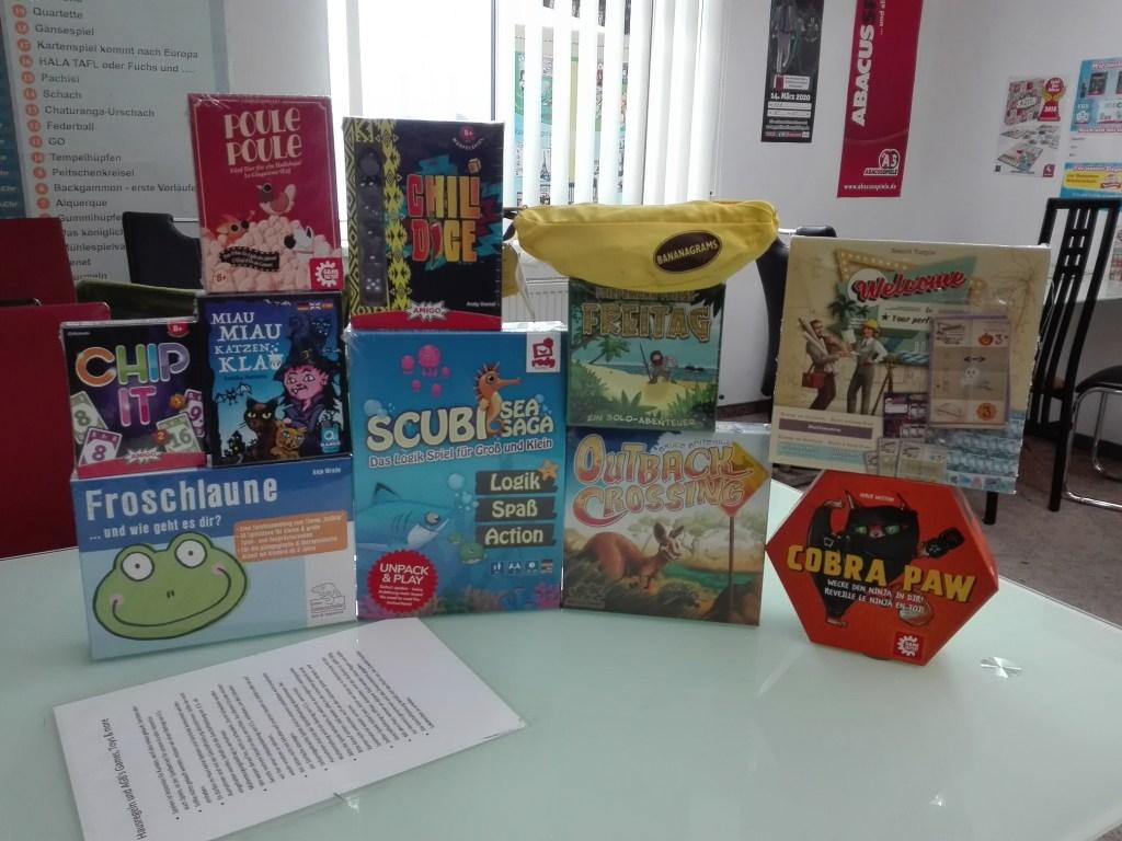 Games, Toys & more Poule Poule Game Factory Linz