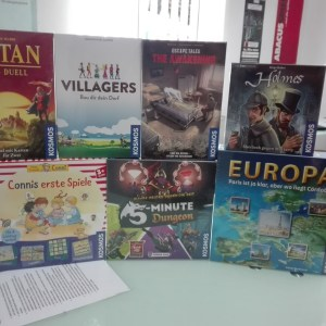 Games, Toys & more 5 Minute Dungeon Kooperative Spiele Linz
