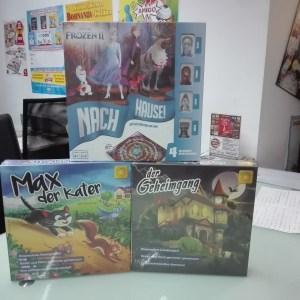 Games, Toys & more Frozen II Nach Hause Kinderspiele Linz