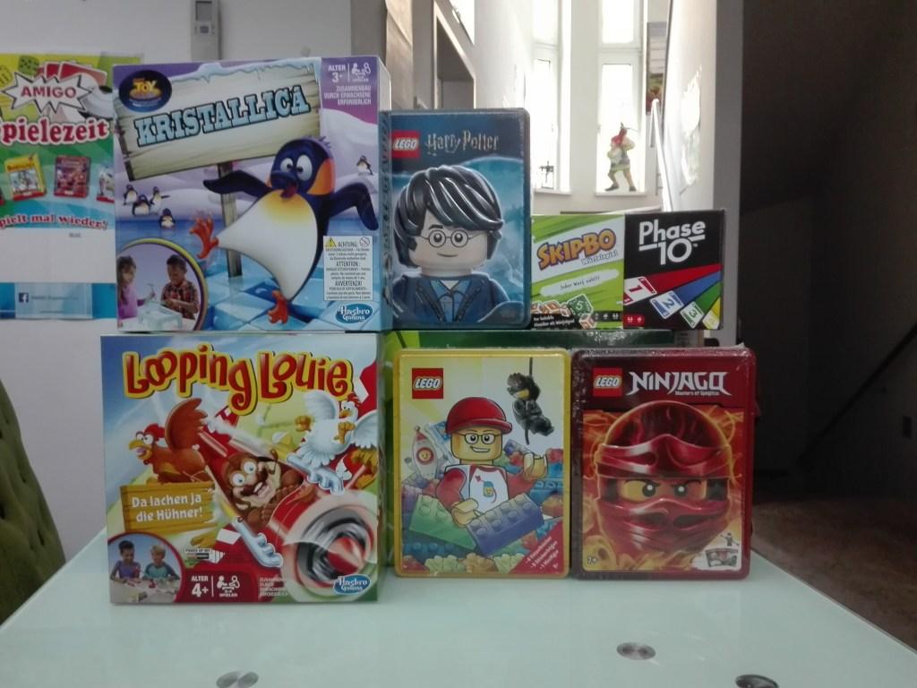 Games, Toys & more Lego Rätselbox Ninjago Linz
