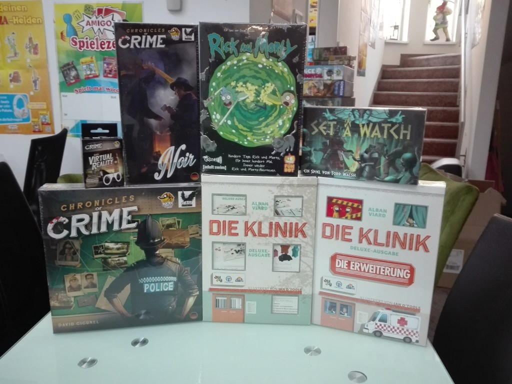 Games, Toys & more Die Klinik Strategiespiele Linz
