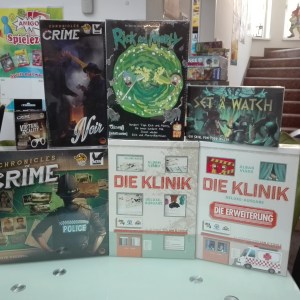 Games, Toys & more Chronicles of Crime Ermittlungsspiel Spiel Linz