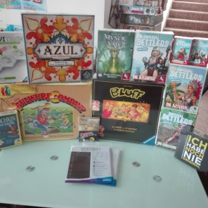 Games, Toys & more Azul Legespiel Linz