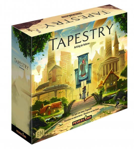 Games, Toys & more Tapestry Feuerland Spiele Linz