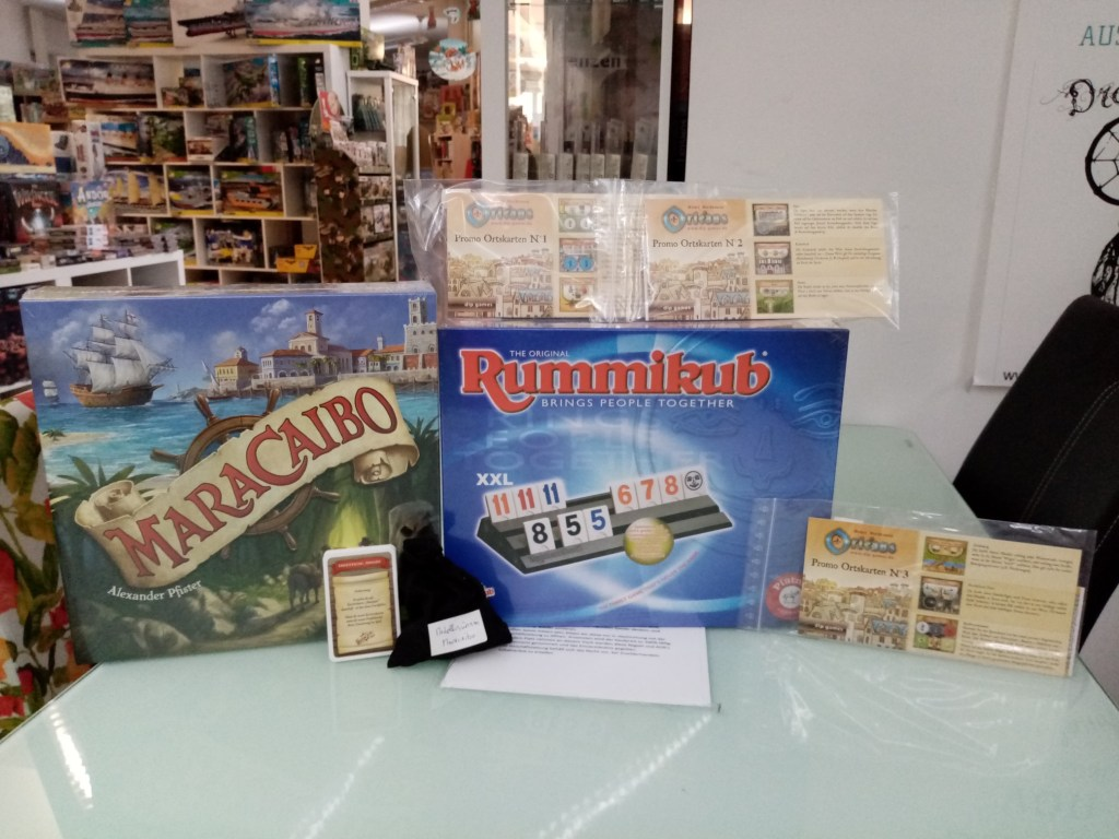 Games, Toys & more Monopoly Maracaibo DLP Games Strategiespiele Linz