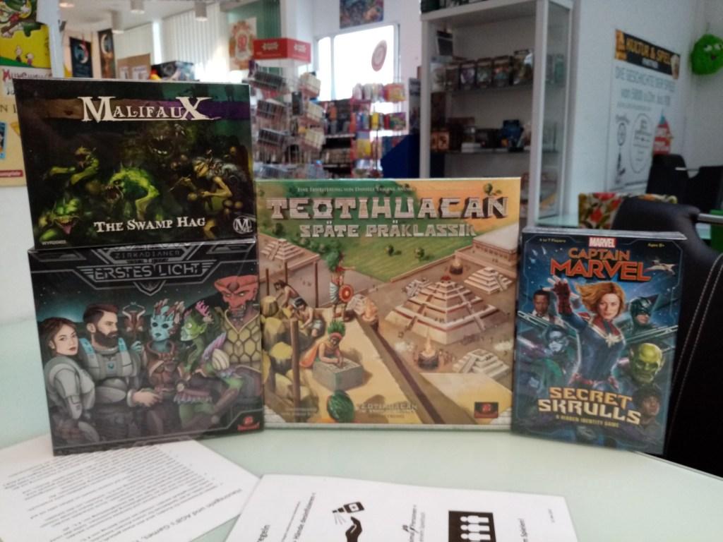 Games, Toys & more Teotihuacan Späte Präklassik Spiele Erweiterungen Linz