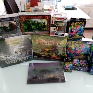 Games, Toys & more Everdell expansion english board games Linz