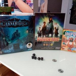 Games, Toys & more Pandmie kooperatives Spiel zu Covid-19 Linz
