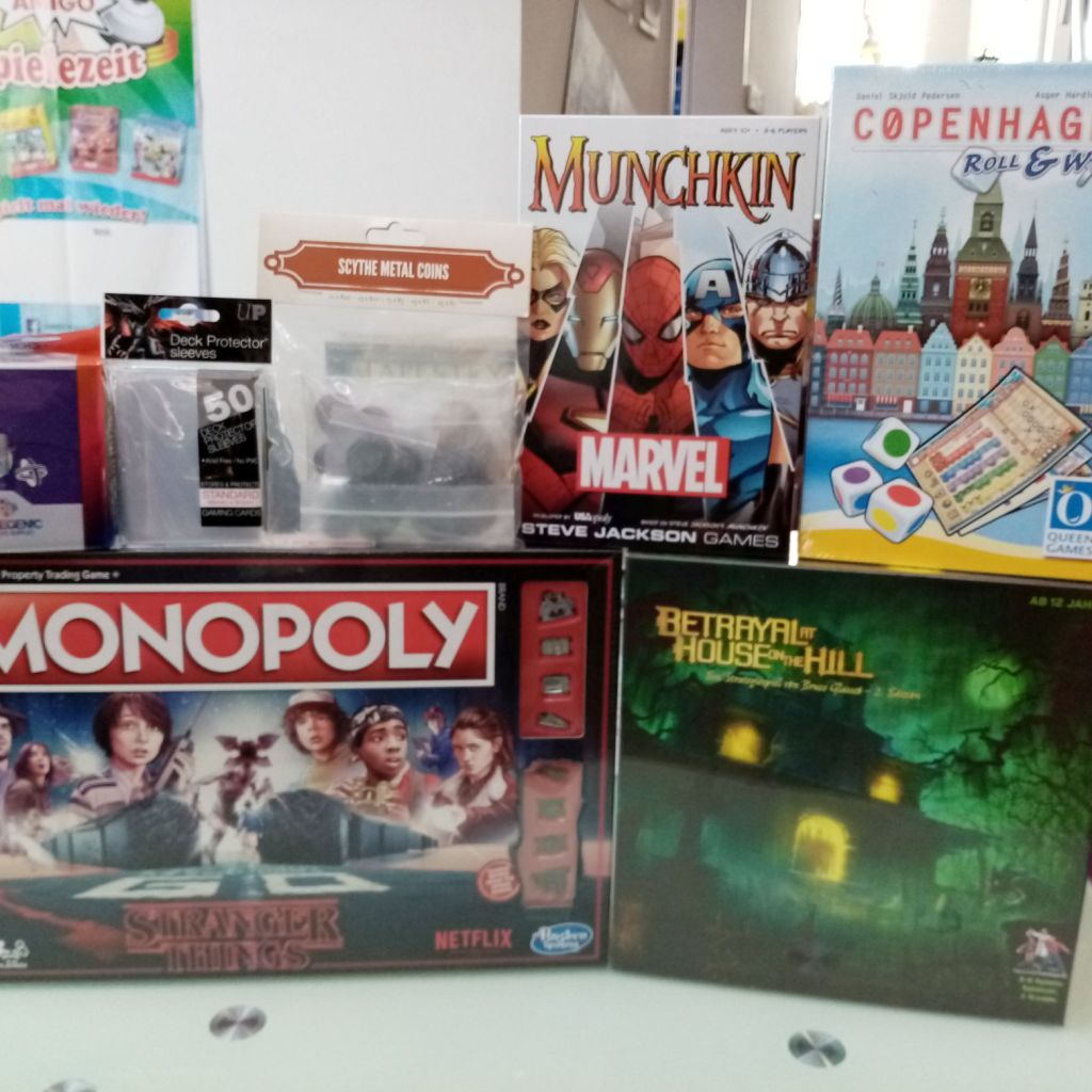 Games, Toys & more Monopoly Stranger Things Merchandise Spiele Linz
