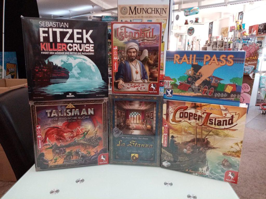 Games, Toys & more Sebastian Fitzek Killer Cruise Escapespiele Linz
